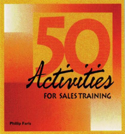 Picture of 50 Activities For Sales Training