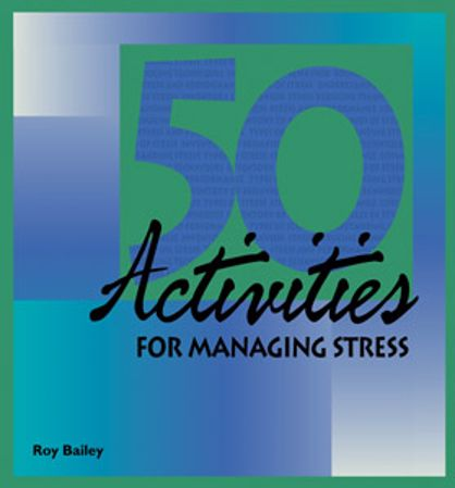 Picture of 50 Activities for Managing Stress