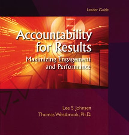Picture of Accountability for Results Leader Guide