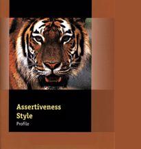 Picture of Assertiveness Style Profile Facilitator Guide