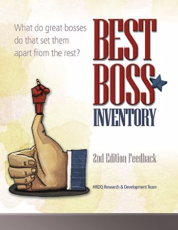 Picture of Best Boss Inventory Feedback Booklet