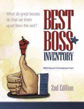 Picture of Best Boss Inventory Participant Booklet