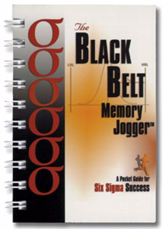 Picture of Black Belt Memory Jogger™