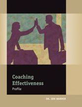 Picture of Coaching Effectiveness Profile