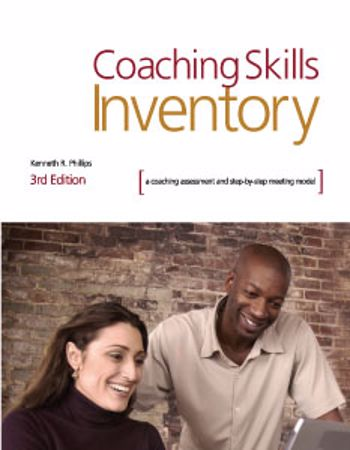 Picture of Coaching Skills Inventory Participant Guide