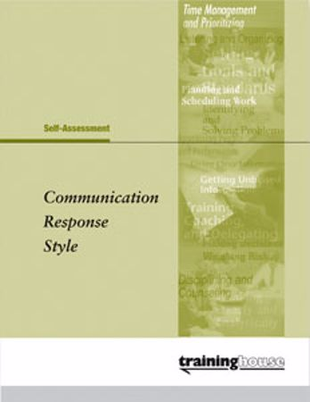 Picture of Communication Response Style