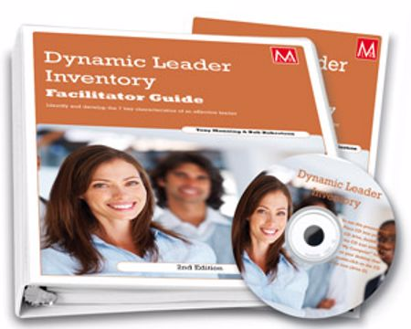 Picture of Dynamic Leader Facilitator Guide