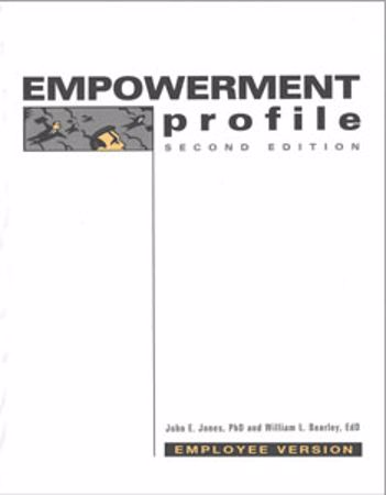 Picture of Empowerment Profile Employee Version