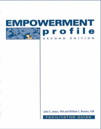 Picture of Empowerment Profile Facilitator Guide