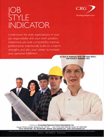 Picture of Job Style Indicator