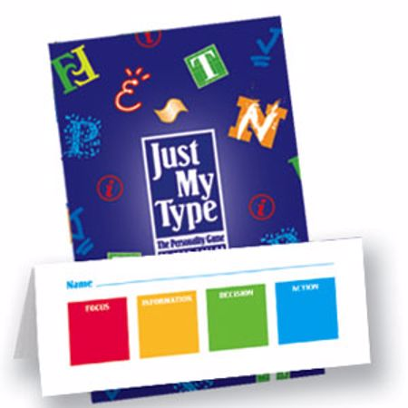 Picture of Just My Type: The Personality Game Refill Game Pack