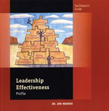 Picture of Leadership Effectiveness Profile Facilitators Guide