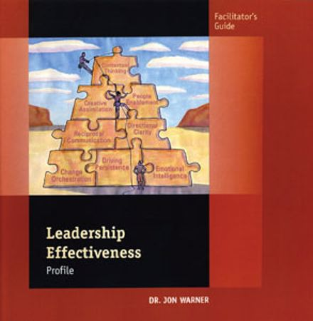Picture of Leadership Effectiveness Profile Facilitators Guide