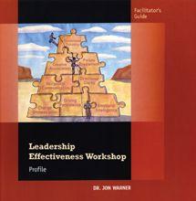 Picture of Leadership Effectiveness Workshop Facilitators Guide