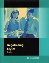 Picture of Negotiating Styles Profile