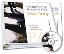 Picture of Performance Appraisal Skills Inventory Facilitator Set