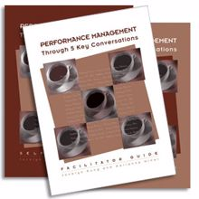 Picture of Performance Management Through 5 Key Conversations Facilitator Guide