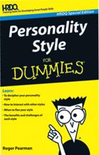 Picture of Personality Style for Dummies