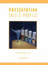 Picture of Presentation Skills Profile–Feedback