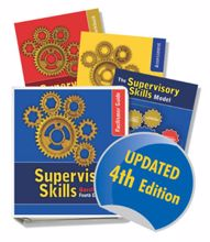 Picture of Supervisory Skills Questionnaire Facilitator Set 4th Edition