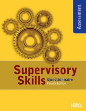 Picture of Supervisory Skills Questionnaire Self Assessment 4th Edition