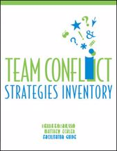 Picture of Team Conflict Strategies Inventory Facilitator Set