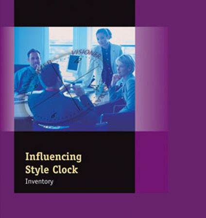 Picture of The Influencing Style Clock Facilitator Set
