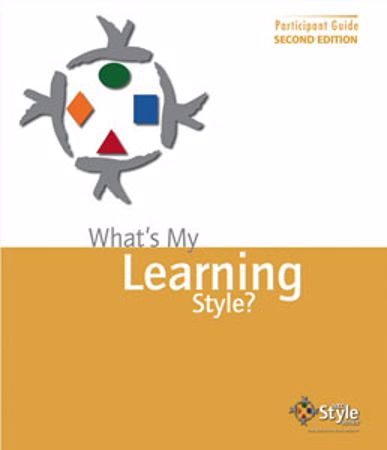Picture of What's My Learning Style? Participant Guide