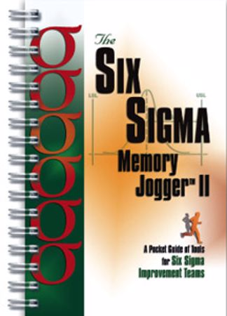 Picture of Six Sigma Memory Jogger™ II