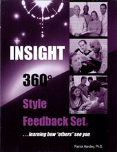 Picture of INSIGHT Inventory-360° Style Feedback Set