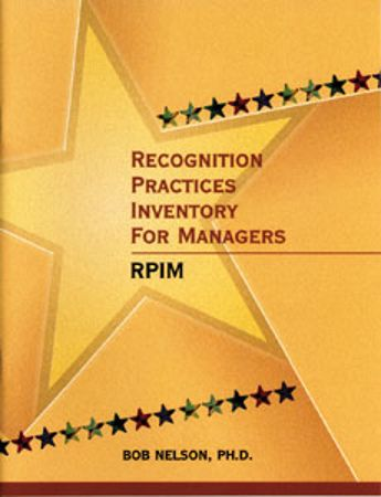 Picture of Recognition Practices Inventory for Managers