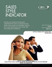Picture of Sales Style Indicator