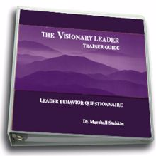 Picture of The Visionary Leader - Trainer Guide