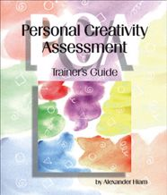 Picture of Personal Creativity Assessment Facilitator Guide