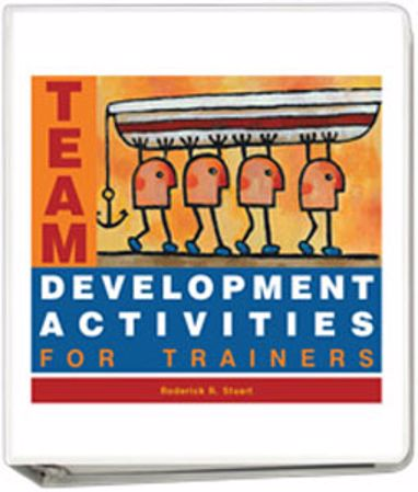 Picture of Team Development Activities for Trainers