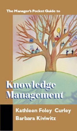 Picture of The Manager's Pocket Guide to Knowledge Management