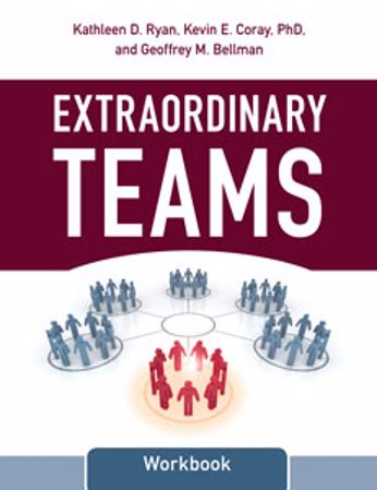 Picture of Extraordinary Teams - Participant Workbook