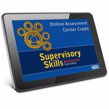 Picture of Supervisory Skills Questionnaire - Online Self-Assessment Credit