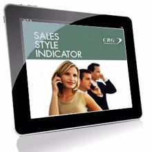 Picture of Sales Style Indicator - Online Assessment Credit