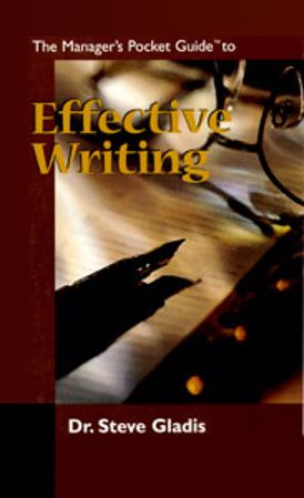 Picture of The Manager's Pocket Guide to Effective Writing