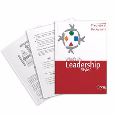 Picture of What's My Leadership Style? Theoretical Background