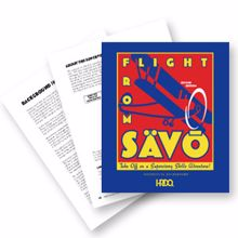 Picture of Flight From Savo Theoretical Background