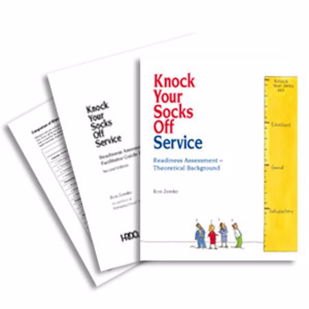 Picture of Knock Your Socks Off Service Theoretical Background