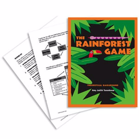 Picture of Rainforest Game Theoretical Background