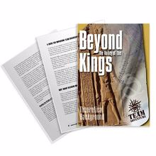 Picture of Beyond the Valley of the Kings Theoretical Background