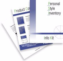 Picture of Personal Style Inventory Info Kit