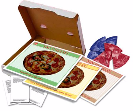 Picture of Say Cheese! The Negotiation Game-Starter Kit