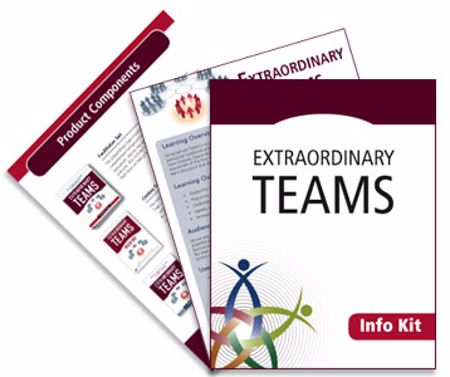 Picture of Extraordinary Teams Info Kit