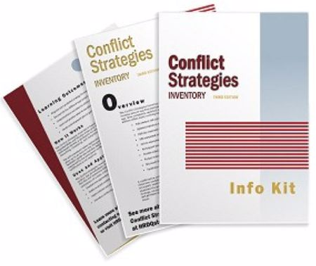 Picture of Conflict Strategies Inventory Info Kit