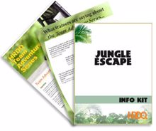 Picture of Jungle Escape Info Kit